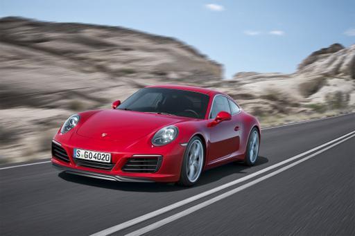 2017 Porsche 911: First Look