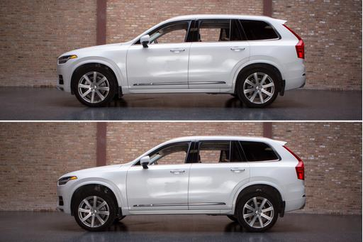 Is the Volvo XC90's Air Suspension Worth the Added Cost?