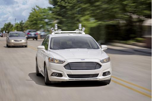 Ford Commits to Fully Autonomous Ride-Sharing Vehicles by 2021