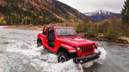2018 Jeep Wrangler Rubicon: The All-New Classic