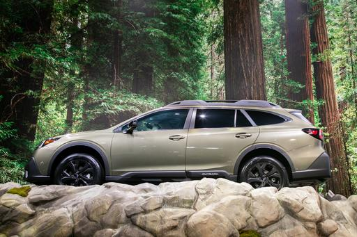 2020 Subaru Outback Still Not Showy, Better Where It Counts