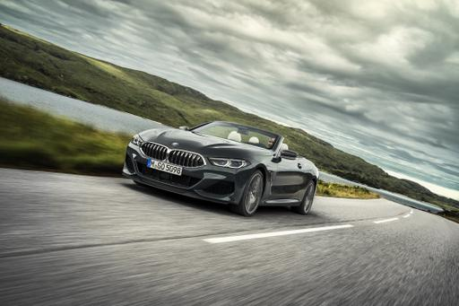 BMW Blows Lid Off 8 Series Coupe With New Convertible