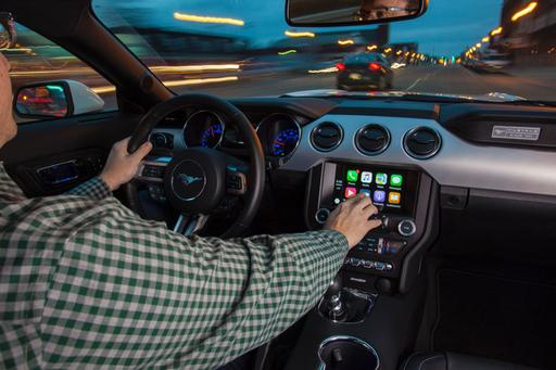 Ford Syncs Up Availability of Android Auto, Apple CarPlay Across 2017 Lineup