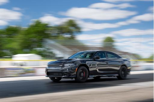 Challenge Won We Do 11 Seconds In The Dodge Charger Hellcat