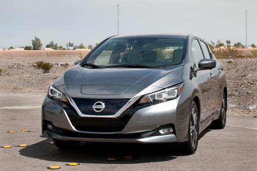 2018 Nissan Leaf Review: Quick Spin