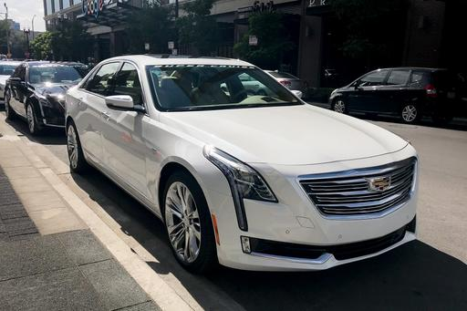 Look, Ma, No Hands! Cadillac's Hands-Free Super Cruise Tested