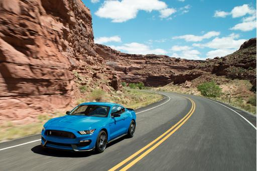 Shelby GT350, GT350R Return for National Mustang Day