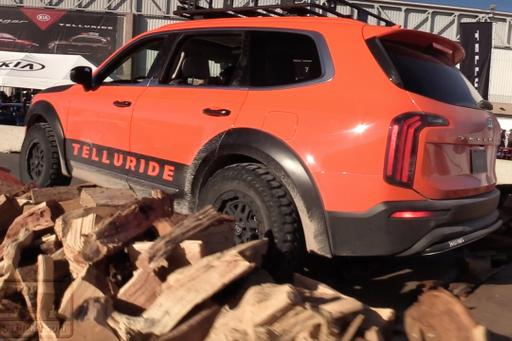 Kia Tackles New Terrain With 2020 Telluride: Video