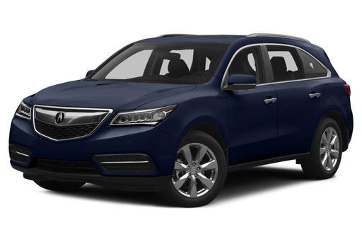 Recall Alert: 2014-2015 Acura MDX, RLX