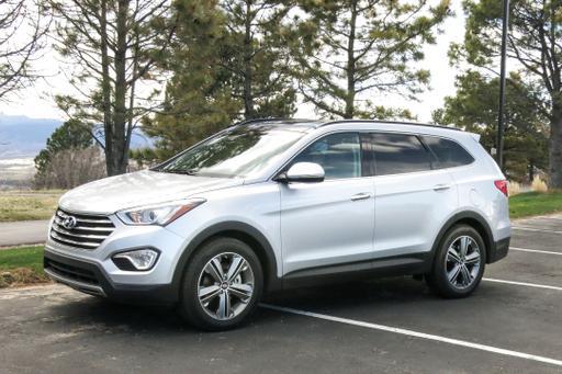 2015 Hyundai Santa Fe Review