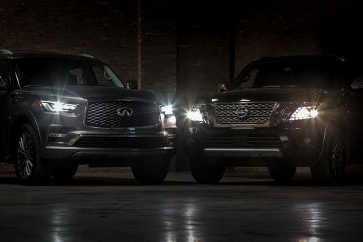 2018 Infiniti QX80 Vs. 2018 Nissan Armada: Is the Luxury Badge Worth It?