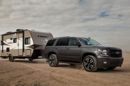 2018 Chevrolet Tahoe RST Photo Gallery