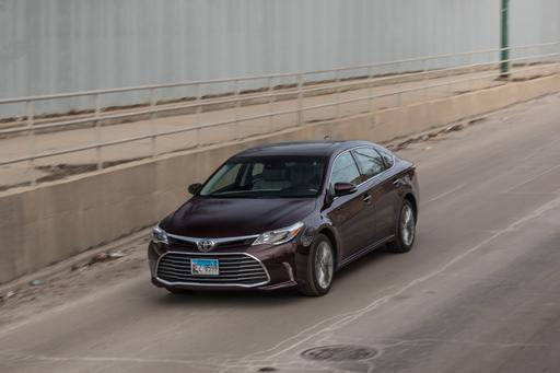 2018 Toyota Avalon: What's the Cost of a Fill-Up?