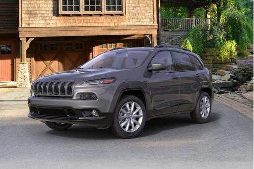Jeep Cherokee Adds Amazon Echo Dot for Some Shoppers