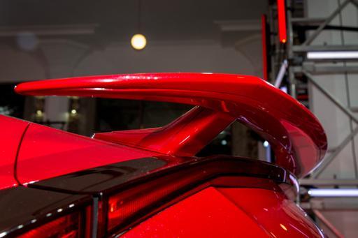 2017 Honda Civic Si Prototype Review: Photo Gallery