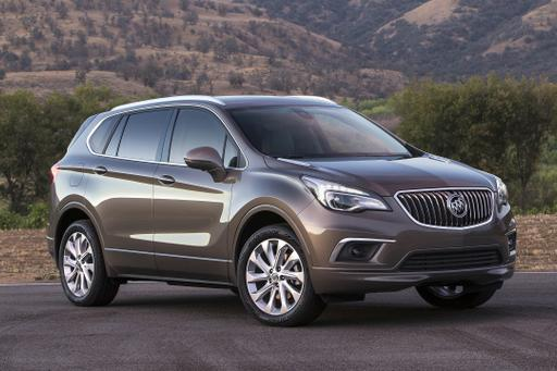 2016 Buick Envision: First Impressions | News | Cars.com