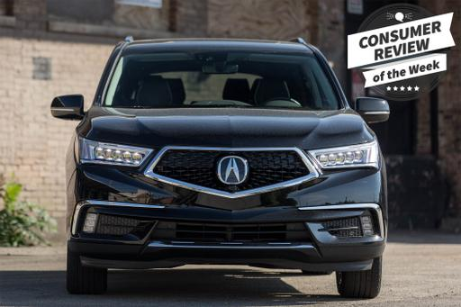 Consumer Review of the Week: 2017 Acura MDX