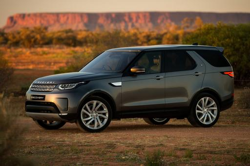 2018 Land Rover Discovery: 6 New Things to Discover