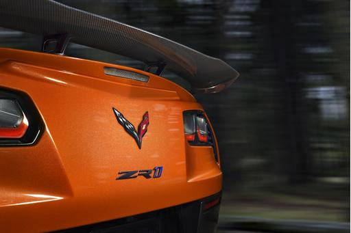 2019 Corvette ZR1 Is Fastest, and Also the Priciest
