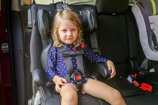 Taking Young Kids on a Trip? This Travel Car Seat Makes It Easier