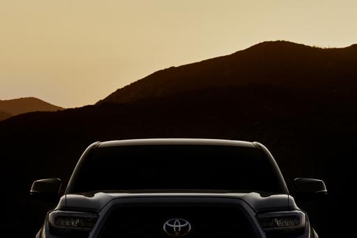 Toyota Plays Coy on 2020 Tacoma Ahead of Chicago Auto Show Reveal