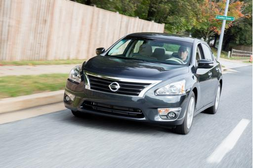 What Midsize Sedan Gets the Best Mileage?