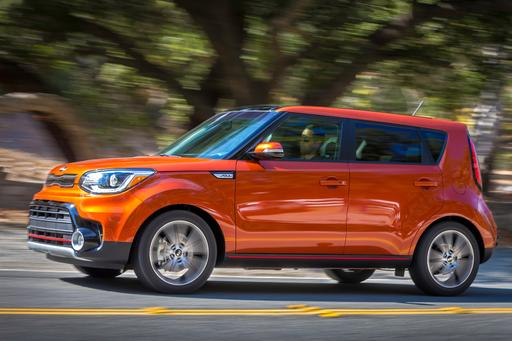 2018 Kia Soul, Sportage Earn Top Safety Pick Plus Awards