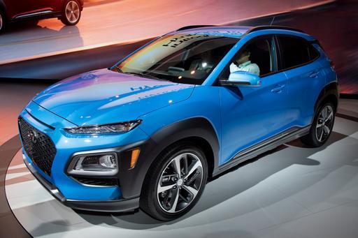 2018 Hyundai Kona Is Comfy Inside, Funky Outside