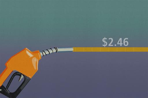 After Long Slide, Gas Prices Stop the Drop