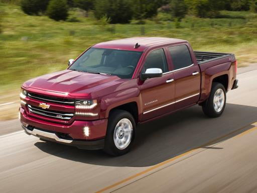 How Much Is It to Fill Up a 2018 Chevrolet Silverado 1500?