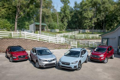 What's the Best Subcompact SUV for 2018?