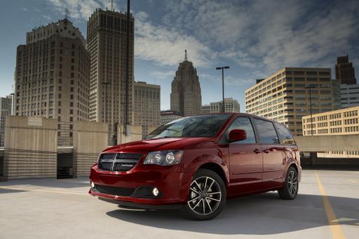 Dodge to Suspend Grand Caravan for 3 Months