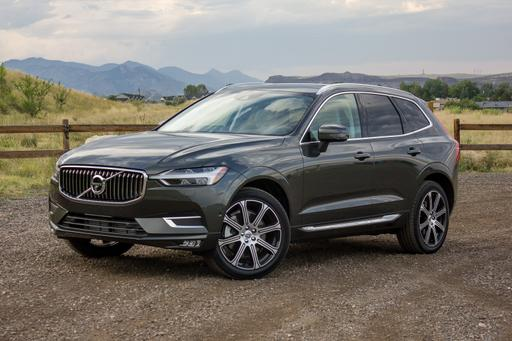 2018 Volvo XC60 Review: First Drive