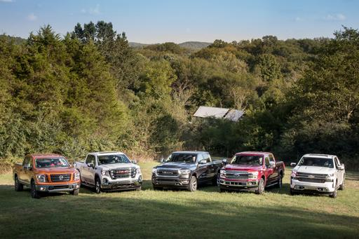 The Best Pickup Truck of the Year Nominees Top What's New This Week on PickupTrucks.com