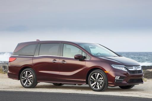 2012 Vs. 2018: A Honda Odyssey