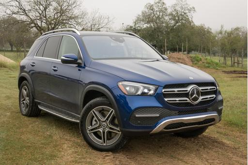 2020 Mercedes-Benz GLE-Class First Drives Resetting the Luxury
