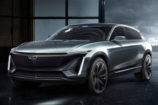 The Cadillac of EVs: Brand's First Luxury Electric SUV Announced