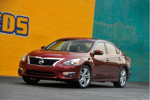 2013 Nissan Altima: Explaining the Trim Levels