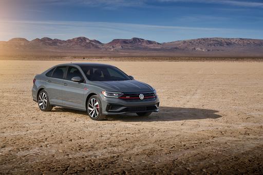 2019 Volkswagen Jetta GLI: Budget Sports Sedan