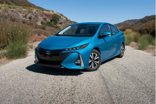 2017 Toyota Prius Prime Review: First Drive