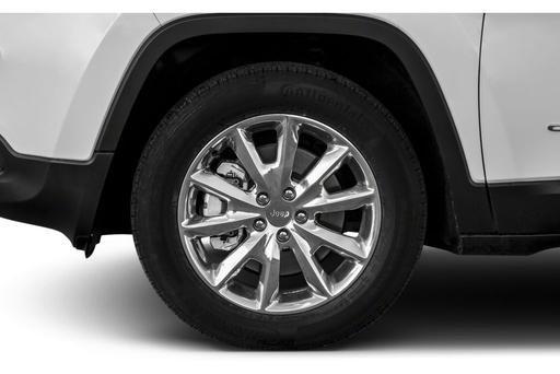 2017-2018 Jeep Cherokee: Recall Alert