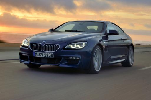 BMW Quietly Drops 6 Series Coupe