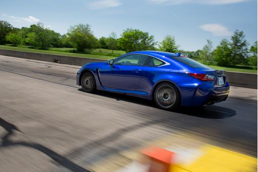 What Luxury Performance Coupe Gets the Best Mileage?