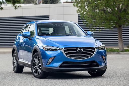 2017 Mazda CX-3: Our View