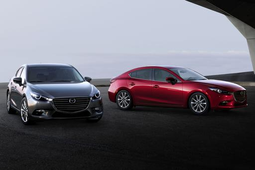 2018 Mazda3: What's Changed