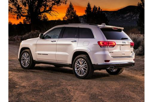 2018 Jeep Grand Cherokee: What Does It Cost to Fill Up?