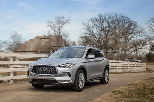 2019 Infiniti QX50 Review: A Mixed Bag