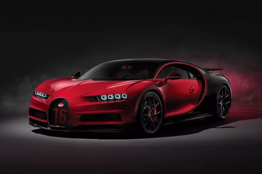 Bugatti Chiron Sport: When 1,479 Horsepower Just Isn't Sporty Enough