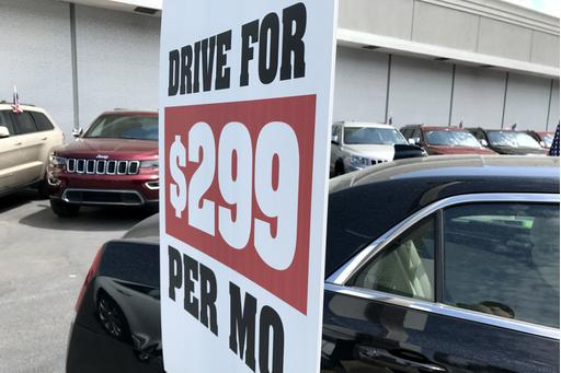 Off-Lease Car Glut Might Mean Used-Car Buyer's Market