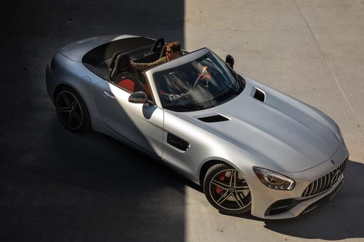 2018 Mercedes-Benz AMG GT C Roadster Review: What to Buy When You Don't Want a Porsche 911